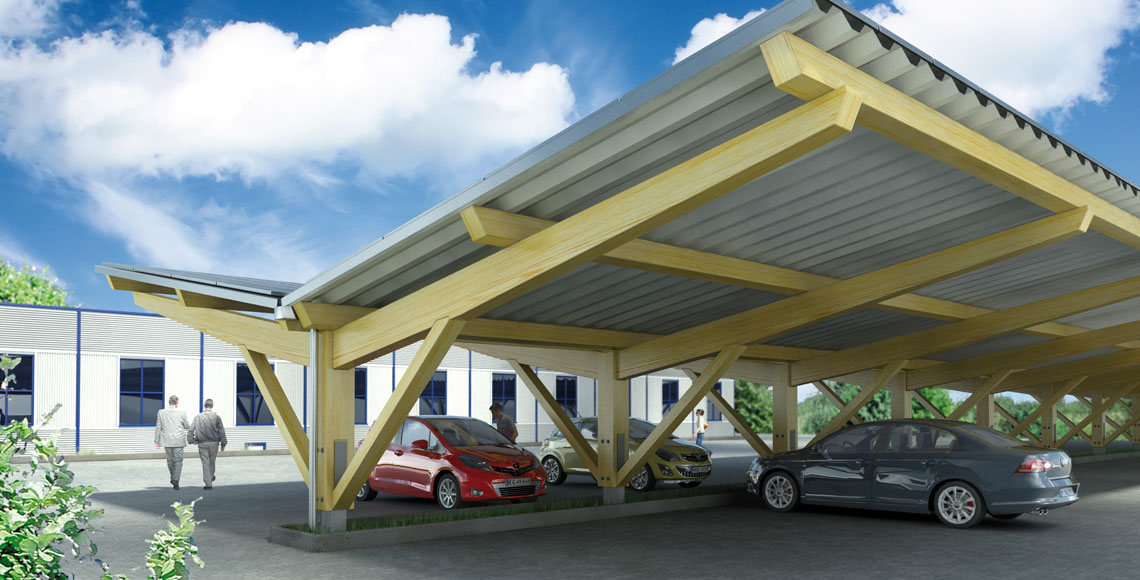 carport preiswert fachwerk carport konfigurieren solarterrassen carport bausatz nach ma von. Black Bedroom Furniture Sets. Home Design Ideas